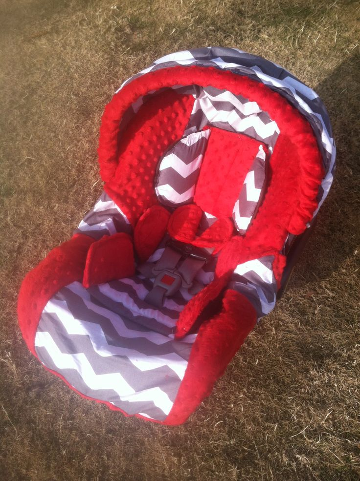Removable Infant Car Seat Cover Order On FacebookTiffany