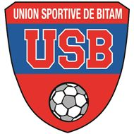 1947, US Bitam (Bitam, Gabon) #USBitam #Bitam #Gabon (L14217)