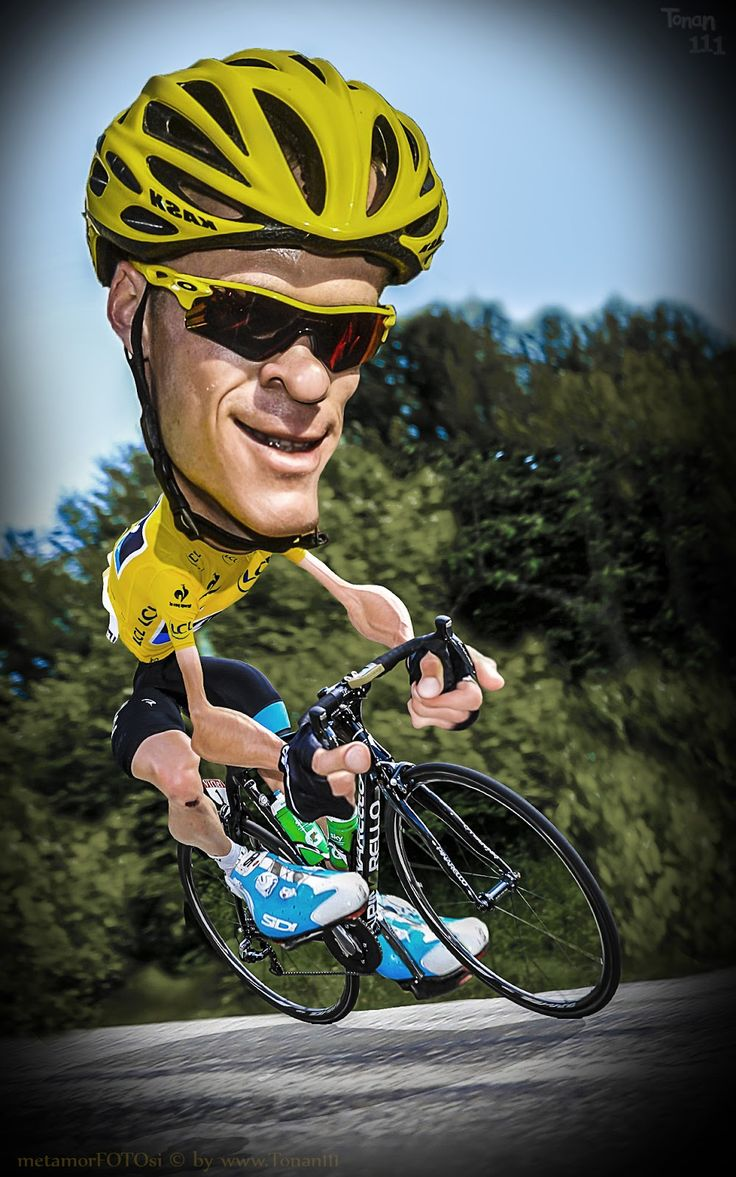 Chris Froome LOL