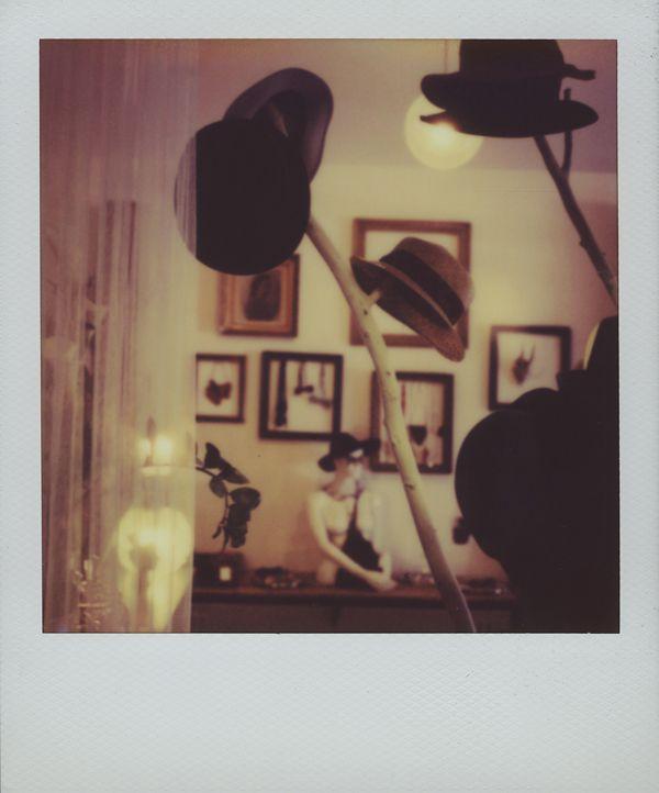 Boho Vintage Concept Store /// Polaroid Prague city guide www.spud.cz