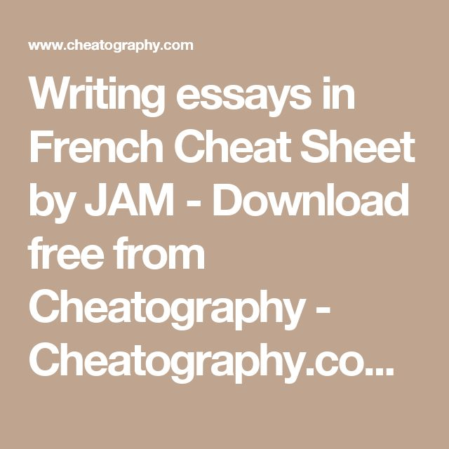 french essay transitions About phdessaycom phdessay is an educational resource where over 40,000 free essays are collected scholars can use them for free to gain inspiration and new.