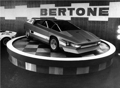 Alfa Romeo Navajo (Bertone), 1976