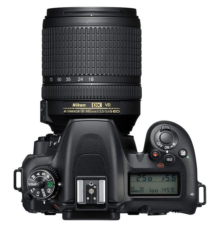 Awesome Nikon D7500 - High Performance and 4k Shooting DX-format DSLR Camera