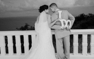 Wedding at El Conquistador in Puerto Rico. For more Beautiful Weddings in Puerto Rico visit www.eventusbyzahira.com