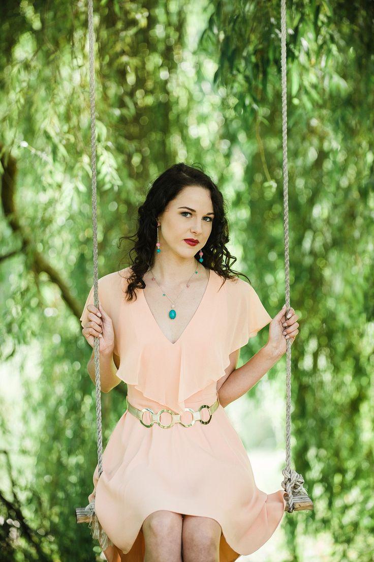 Lily Earrings  #handmade #jewelry #madeinnepal #fairtrade #madebysurvivors #safoundation #istoptraffick #humantrafficking #jewelsforacause #morethanjewelry