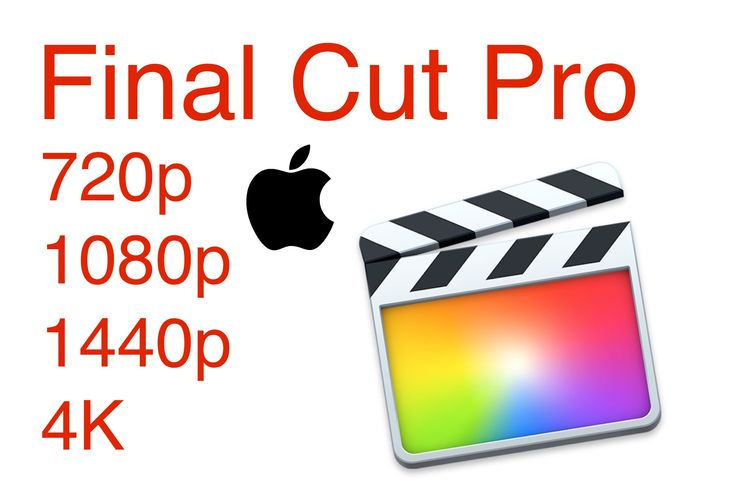 How to Export 720p, 1080p, 1440p, 4K Mp4 in Final Cut Pro 2015