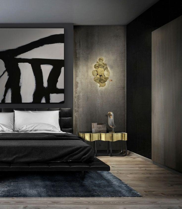 masterbedroomideas.eu #modernnightstands #nightstandesign #bedsidetables #nightstandsideas #bedsidetablesideas