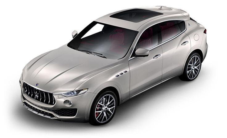 Maserati Levante - Car and Driver