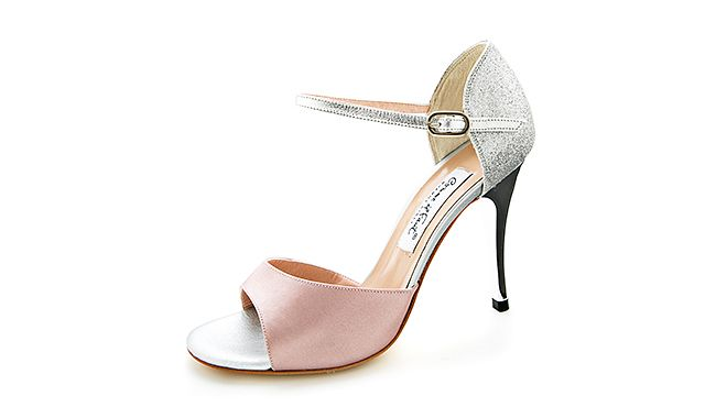 potential wedding shoes 7.5 cm heel Comme il faut