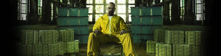 I can't wait to see Heisenberg again. July 15th, season 5 premieres.
