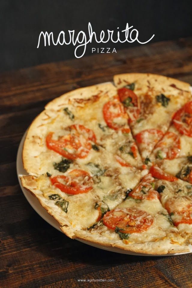 Home made Margherita Pizza, quick and easy | Favorite Recipes ...