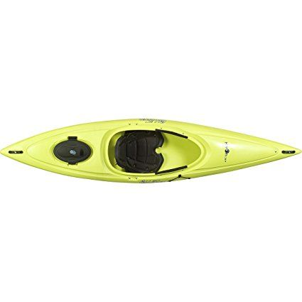 Old Town Canoes & Kayaks Heron 11XT Recreational Kayak, Lemongrass