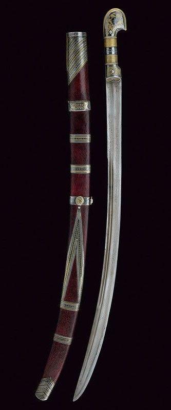 Shasqua Sword.