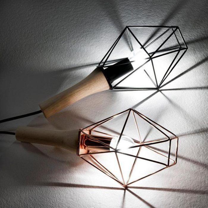 lampe baladeuse, jolies baladeuses cages