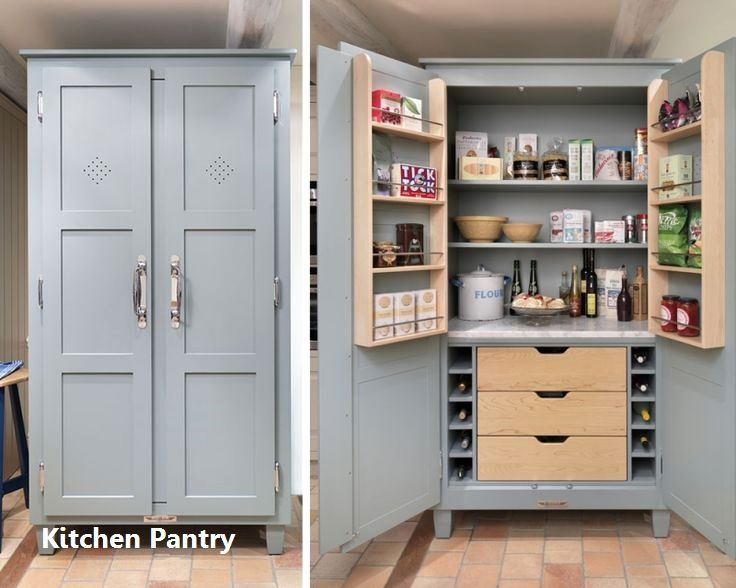 Pin By Summer Carey On Stuff For The House In 2020 Kitchen Cabinet Storage Kitchen Pantry Cupboard Pantry Cupboard