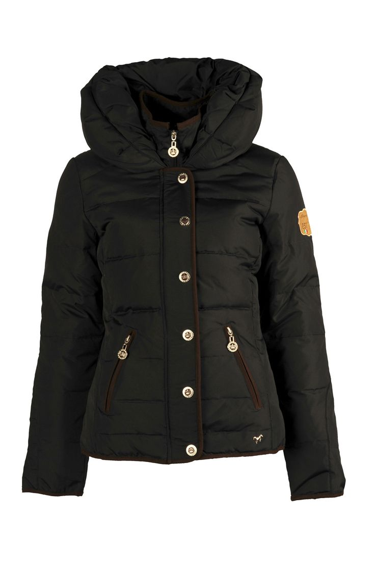 Lauria Garrelli Majestic Ladies Down Jacket — EQUUS