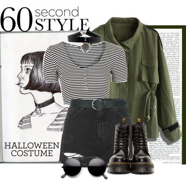 Mathilda, (El Perfecto Asesino) Aquí puedes tener algunas ideas para vestir o para Halloween. También os recomiendo la película.