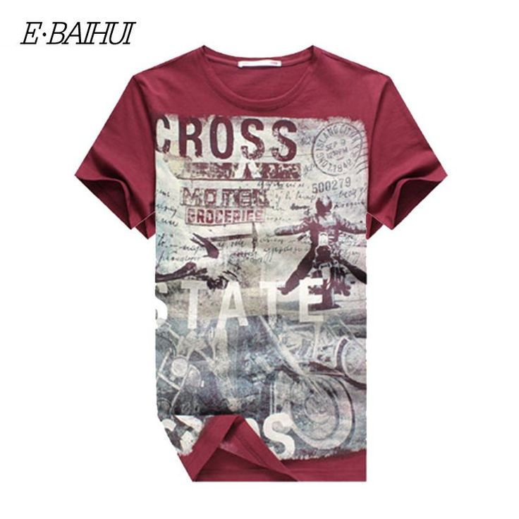 Summer Men Cotton Clothing Dsq  T-shirtS Camisetas t shirt Fitness tops