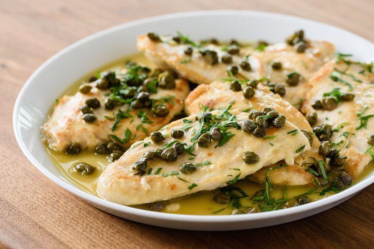 Giada's Chicken Piccata | Giada De Laurentiis