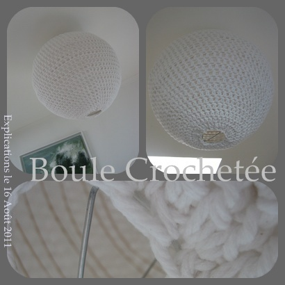 tuto pour crocheter un lustre en fran ais home. Black Bedroom Furniture Sets. Home Design Ideas