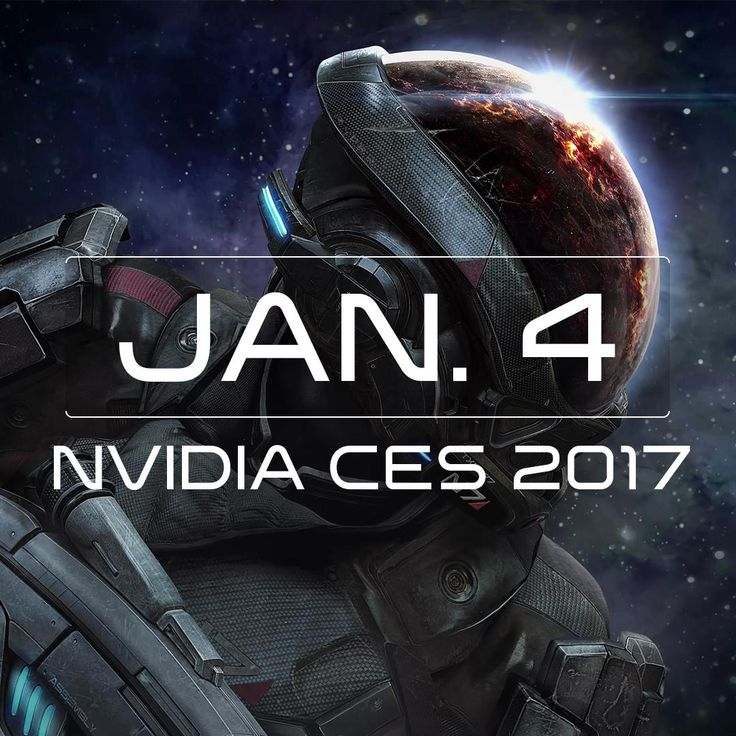 Bioware announced a few hours ago that new Mass Effect: Andromeda gameplay and environments will be showcased during NVIDIA's CES keynote.  NVIDIA's CES keynote is set to begin on January 4th, 2017 at 6:30 PM PST, taking place in Las Vegas at the Venetian, Level 5, Palazzo Ballroom.  Bioware only demonstrated the PlayStation 4 Pro version of...