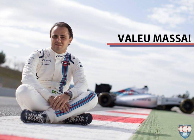 @MassaFelipe19 anunciou nesta quinta-feira que irá se aposentar da @f1 ao final temporada. Aos 35 anos venceu 11 corridas na F1 todas pela Ferrari entre 2006 e 2008 ano em que terminou como vice-campeão de pilotos. Massa sobreviveu a uma lesão quase fatal na cabeça sofrida durante treino de classificação no Grande Prêmio da Hungria em 2009 mas se recuperou e voltou às pistas. Ele vai cumprir o contrato com a @WilliamsMartiniracing até o fim do ano e a última corrida será o GP de Abu Dhabi…