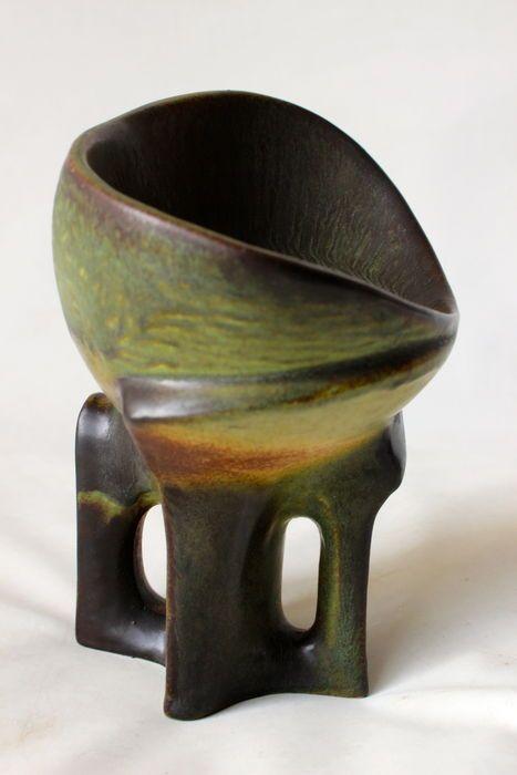 Matthieu Camps voor Loré Beesel - abstracte vaas