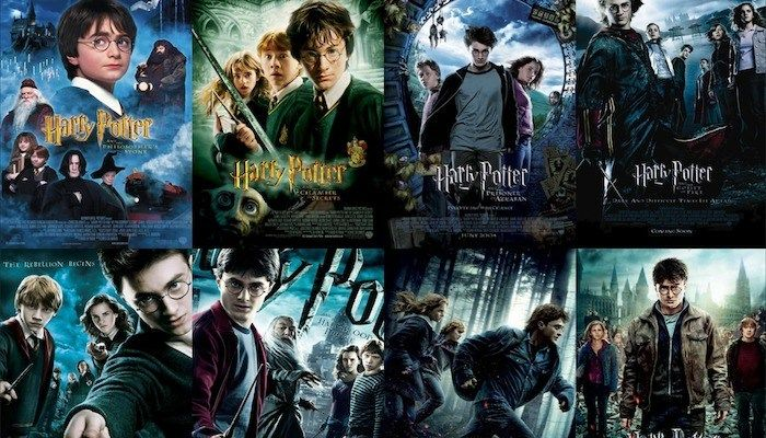 Harry Potter All 8 Films Will Stream For Free Between 2020 2021 On Nbc S Streaming Service Peacock Filmbook Harry Potter Movies Harry Potter Film Harry Potter