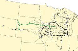 90 Best Railroads Chicago Northwestern Images On Pinterest