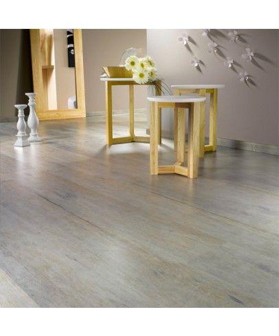 #Laminat in grauer Buche aus dem Hause EPI - modern, stilvoll und elegant. Für günstige € 17,99 / m²!