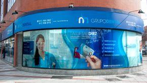 Se vende el 33'33% de clínica dental situada en calle Alcalá, m grupo dental. Facturación entorno al millón de euros anuales,demostrable mediante impuestos. Compuesta por seis gabinetes totalmente equipados,tac,etc. Más de 26.000 clientes. Tasada por empresa externa en el mes de junio. Negocio rentable.