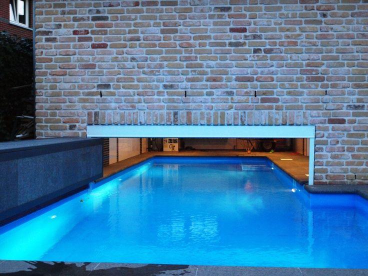 25 beste idee n over droom zwembaden op pinterest for Binnen zwembaden