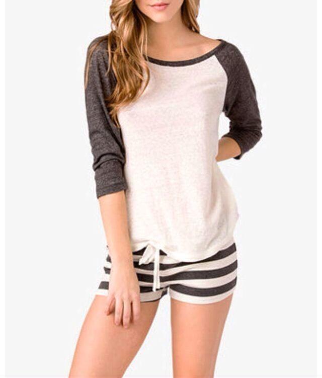 pigiama corto2 d #dresses#style#borntowear