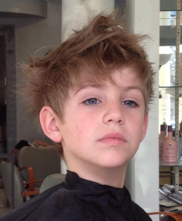 Mattybraps haircut