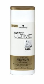 SCHWARZKOPF ESSENCE ULTIME SHAMPOO 250ML OMEGA REPAIR