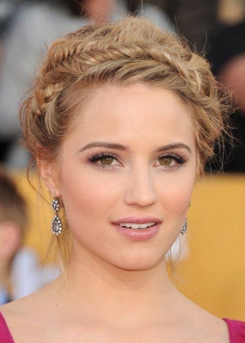 50 Best Updos For Medium Hair | herinterest.com - Part 4