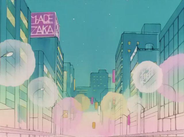 18 Aesthetic Retro Anime Wallpaper Sachi Wallpaper