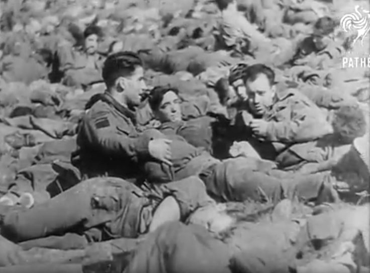 Massacre à Dieppe