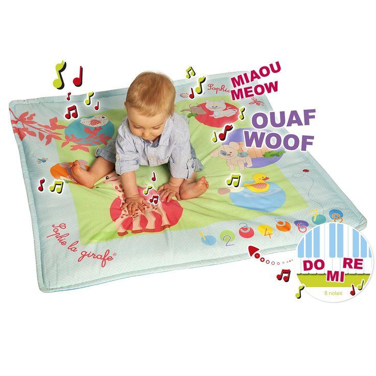 Touch & Play Mat Sophie la Girafe de Vulli, Tapis d'éveil : Aubert
