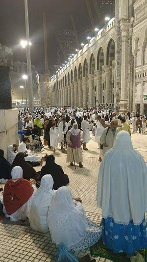 Masjid Al-Haraam @ Makkah Al-Mukarramah