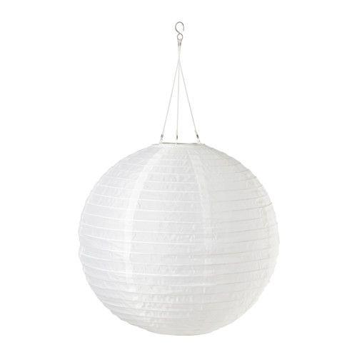 IKEA - SOLVINDEN, Led-kattovalaisin, aurinkovoima, Helppo sijoittaa haluttuun paikkaan. Ei tarvitse sähkövirtaa.Toimii aurinkokennoilla, joka muuttaa auringonvalon sähköksi. Toiminto säästää energiaa ja vähentää ympäristön kuormitusta.Toimii led-lampuilla, jotka kuluttavat 85 % vähemmän energiaa ja kestävät 20 kertaa pidempään kuin tavalliset hehkulamput.