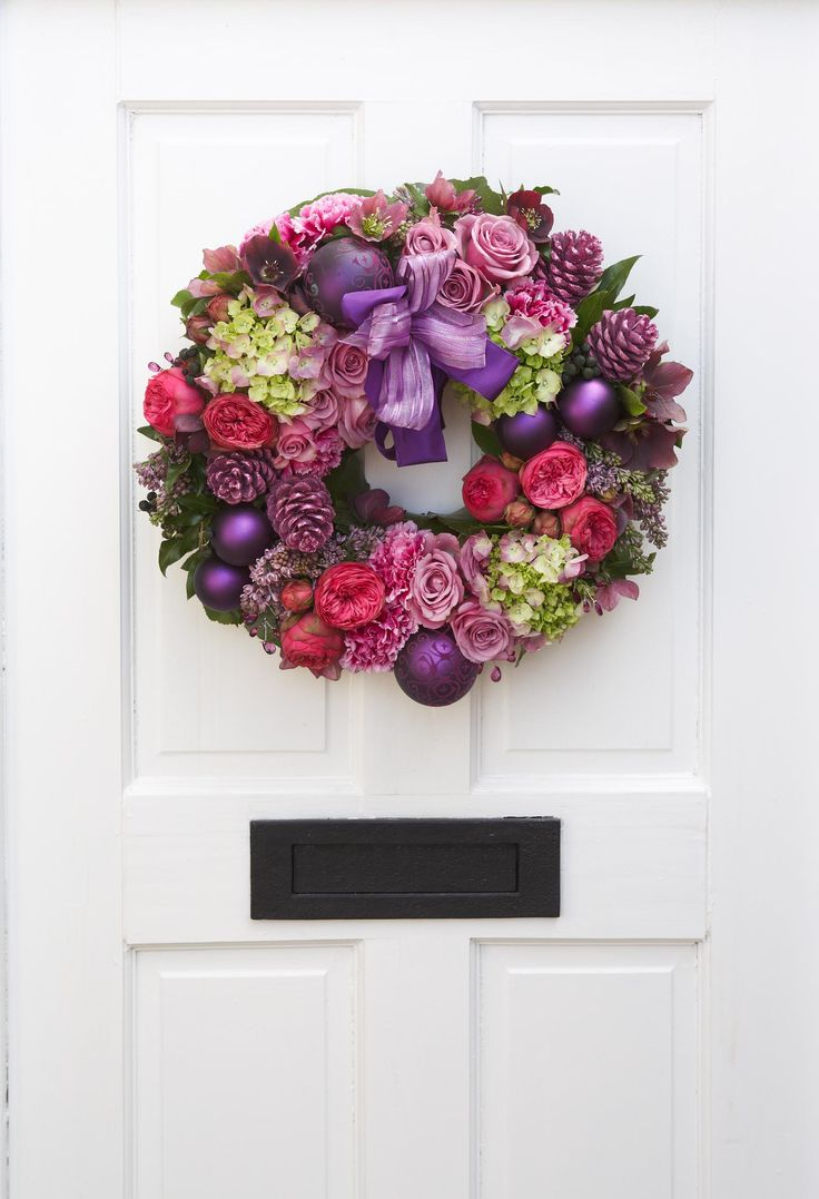 interflora christmas wreath from.  best christmas wreaths images on pinterest  christmas flowers