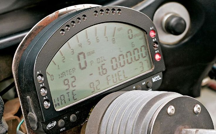 Digital Dashboard for Race Cars   FEATURES TECH EDITORIALS EVENTS NEWS READER'S RIDES COMMUNITY VIDEOS ...