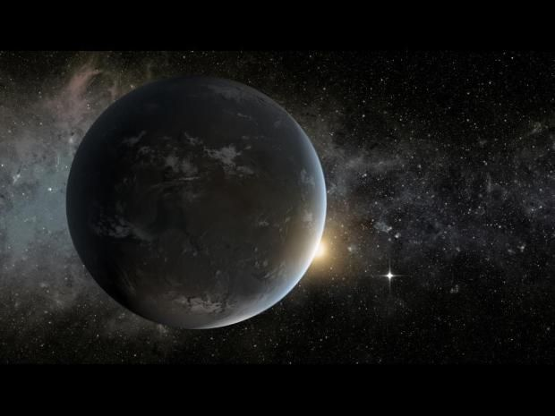 Super Earth New Planet Discovered | ... star 5 of 7 from kepler discovers three super earth planets pictures
