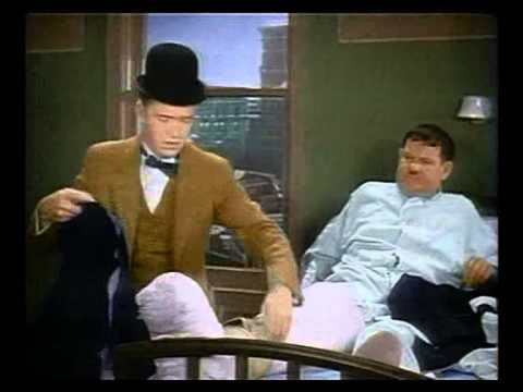 Laurel and Hardy County Hospital - Full Movie