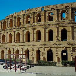 Tunisia - El-Mahdia - Amphitheatre of El Jem - ©Ko Hon Chiu Vincent