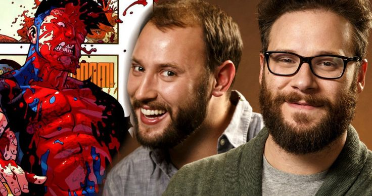 Preacher Duo Take on Walking Dead Creator's Invincible Movie -- Seth Rogen and Evan Goldberg will direct the Invincible movie based on Robert Kirkman's long-running comic book series. -- http://movieweb.com/invincible-movie-directors-seth-rogen-evan-goldberg/