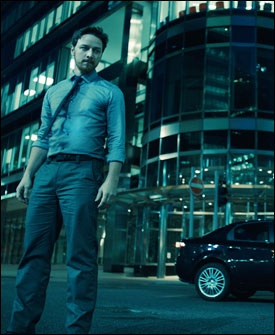Local resident and film dircetor Eran Creevy whose directorial debut 'Shifty' was BAFTA nominated was granted rare permission to film scenes for his new movie Welcome To The Punch starring James McAvoy at Canary Wharf. Due for release September 2012.