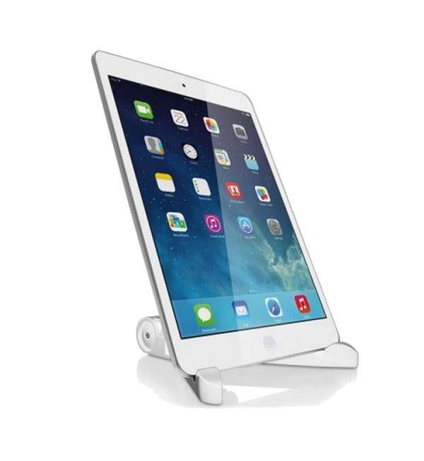 Easy Tablet Stand Model Op voorraad  Staat Nieuw  Classic Tablet Houder, geschikt voor Ipads en Android tablets met maximale scherm afmeting van 10''. De Classic Tablet houder is handig in gebruik en uitgevoerd in oerdegelijke kwaliteit.