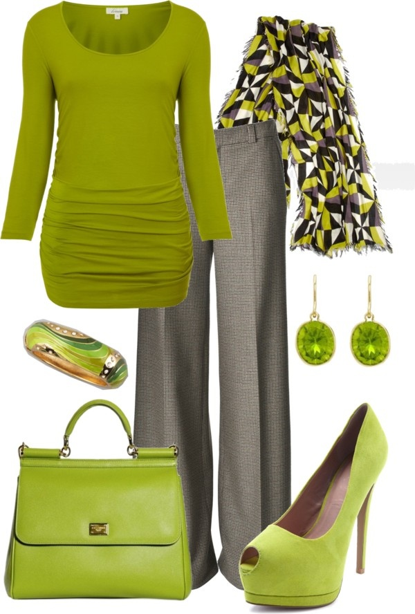 """~Day at the Office~"" by mels777 on Polyvore:"